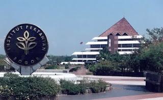 kampus Institut Pertanian Bogor