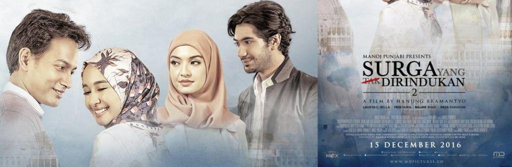 Film Indonesia Terbaik 2017! Rekomendasi Movie Populer Tahun Ini
