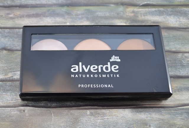 Alverde Contouring Kit 01 light
