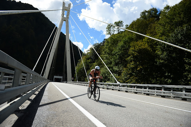 Ironstar 226 Sochi 2016, триатлон, вело этап
