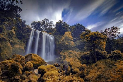 Daftar 19 Air Terjun yang ada di Kendal