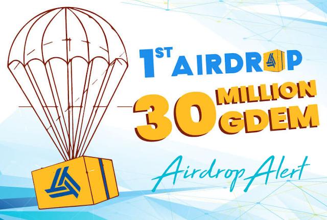 Airdrop TEN Technology Mei 2020