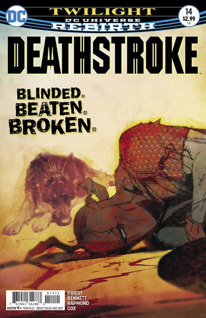 DEATHSTROKE 14