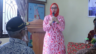 Eti Apresiasi Penghijauan Di Harjamukti, Camat Klaim Itu Inisiatif Warga