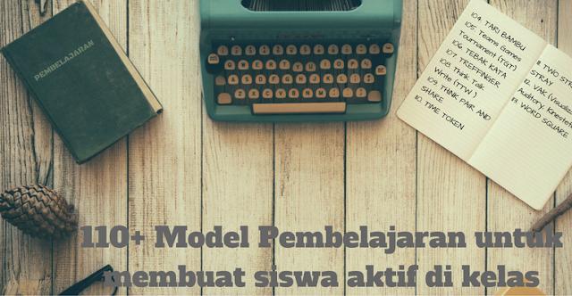 Model Pembelajaran Lengkap