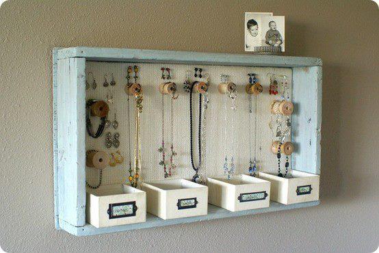 37648aba6d9a 9 ideas para hacer un organizador de accesorios ...