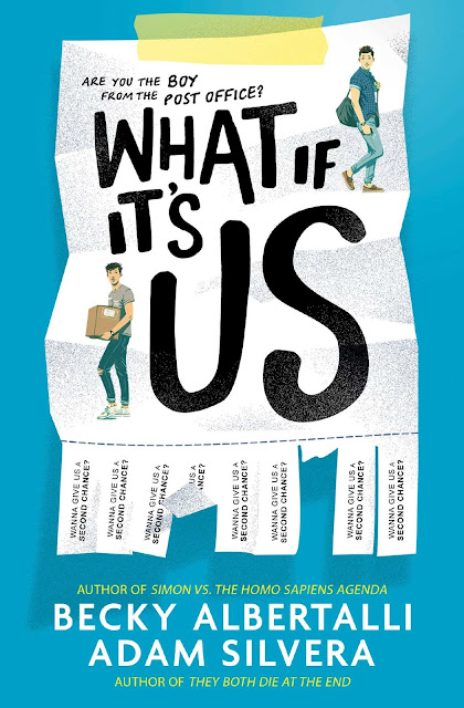 Book Review: What If It's Us by Becky Albertalli & Adam Silvera