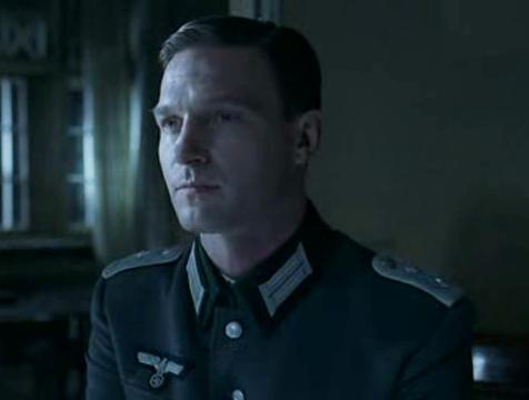 Wilm Hosenfeld (Thomas Kretschmann) en El pianista del gueto de Varsovia - Cine de Escritor