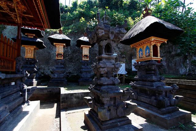 Templos de  Goa Gajah