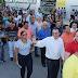 Souza participa do encerramento dos festejos da padroeira dos marítimos em Areia Branca