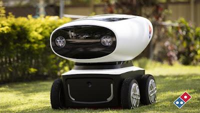 Domino robot