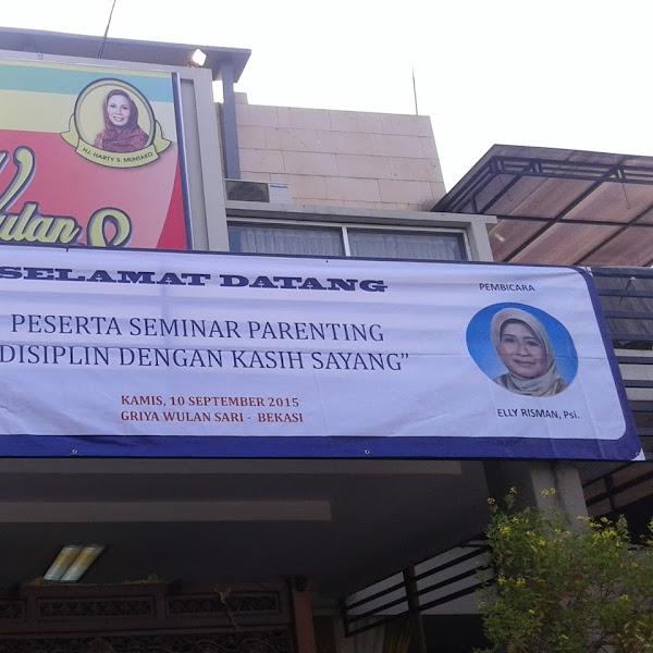 Seminar Parenting: Disiplin dengan Kasih Sayang (Bagian 1)