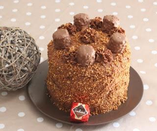 Cake Pralin Ef Bf Bd Thermomix