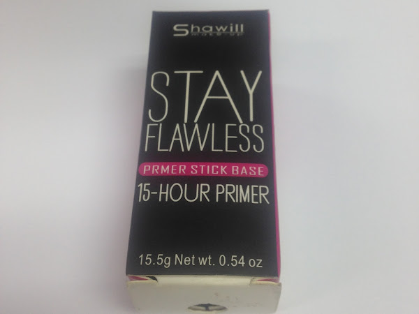 Shawill Stay Flawless 15-Hour Primer Review