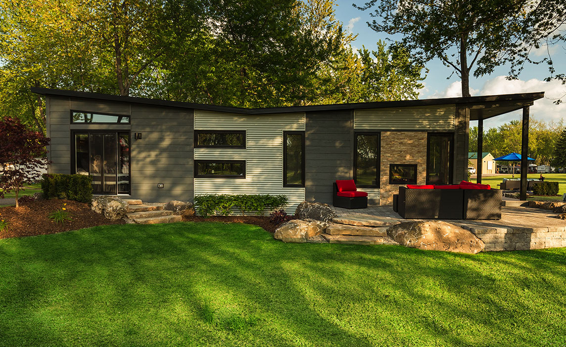 The little living blog the chapman 540 sq ft for Chapman house