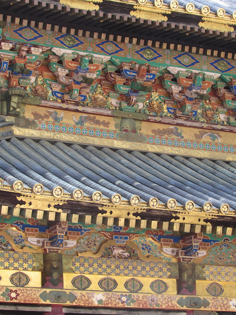 Nikko - Toshogu-shrine