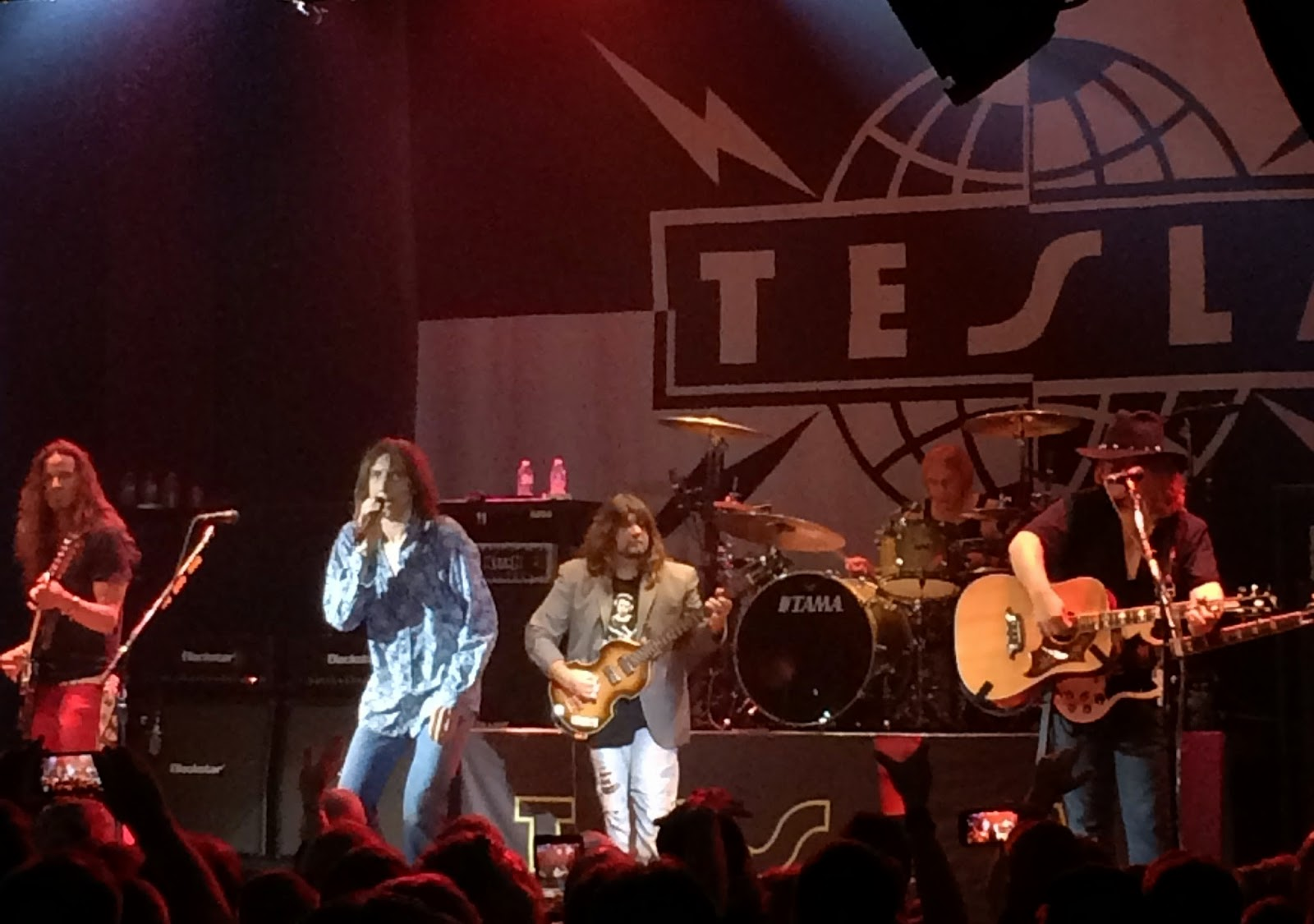 Taking It Back Cleveland Concert Review Tesla At The