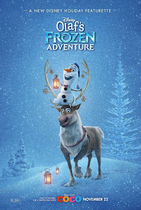 Olaf's Frozen Adventure Poster