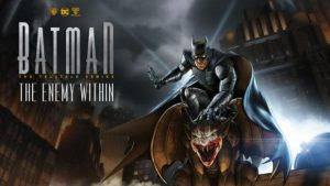 Batman The Enemy Within MOD