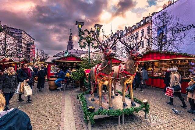 7 Ονειρεμένοι Χριστουγεννιάτικοι προορισμοί