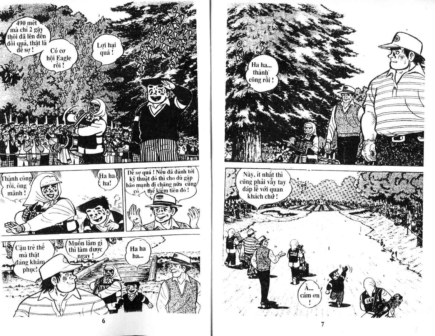 Ashita Tenki ni Naare chapter 38 trang 1