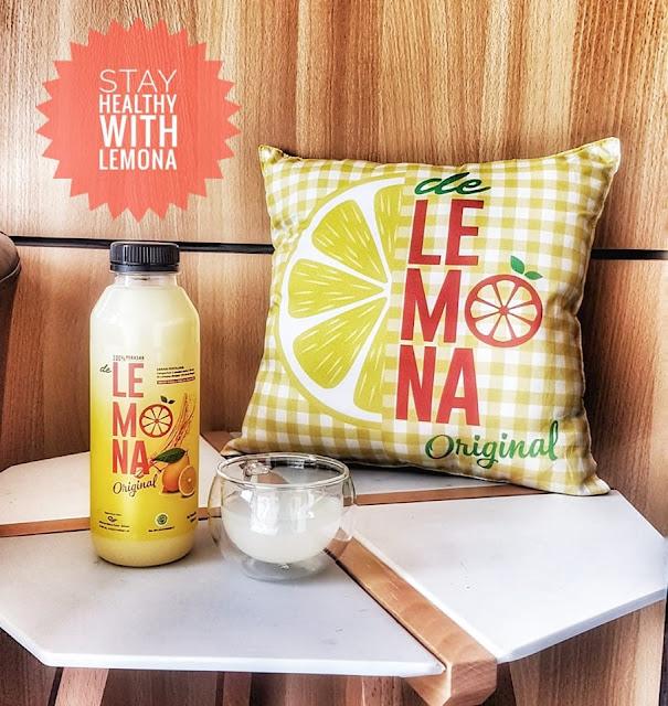 Agen Lemona Original Padang