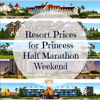 disney world resort prices