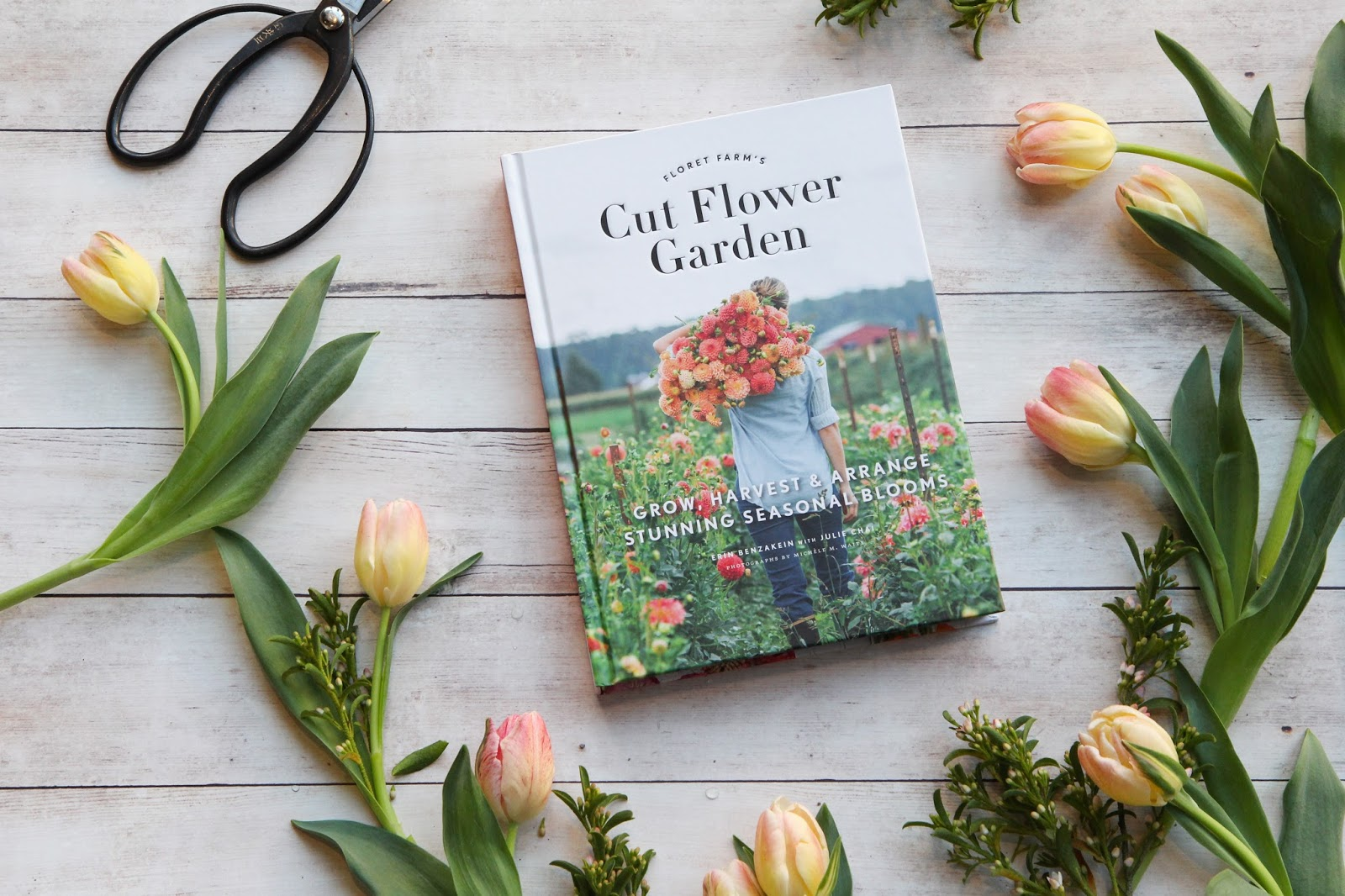 Iu0027ve Been An Avid Follower Of Erin Benzakeinu0027s Gorgeous Floral Centric  Instagram Feed Floret Farm For Quite Some Time Now, So When I First Heard  That She ...