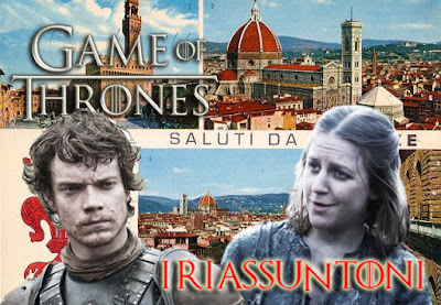 Game of Thrones Riassuntone 6 x 07