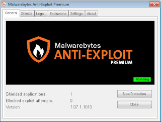 Malwarebytes Anti-Exploit Premium 1.09.1.1235 Full Keygen