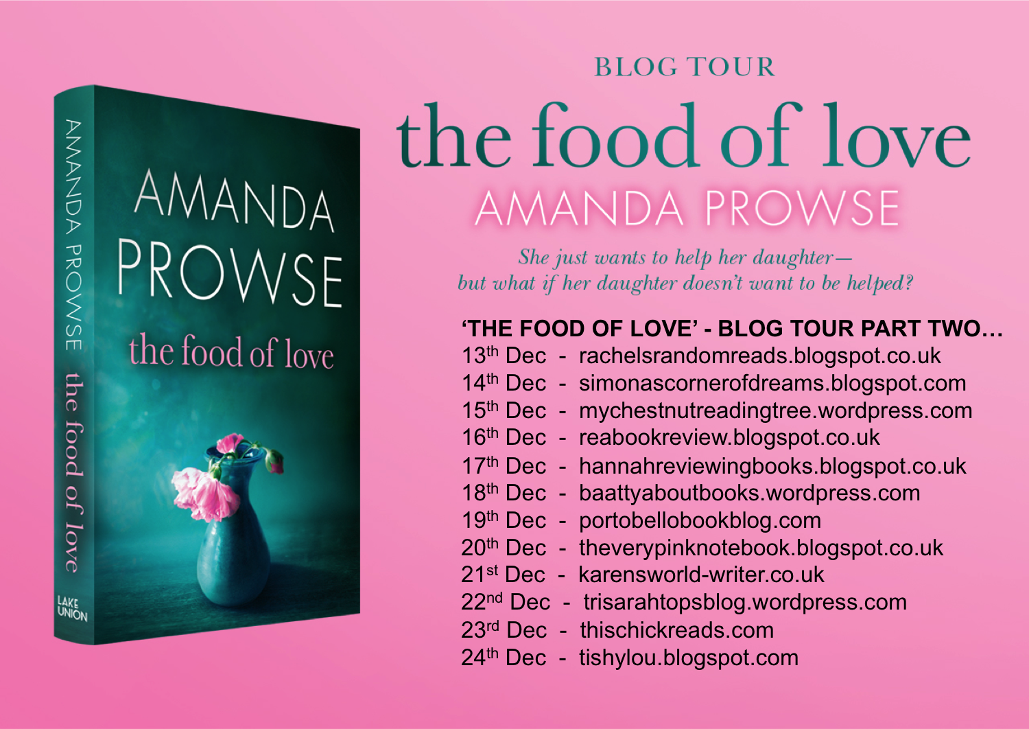 BleachHouseLibrary ie: Blog Tour Book Review - 'The Food of