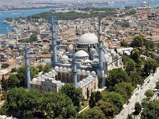 Masjid Selimiye Daya Tarik Kota Edirne Turki