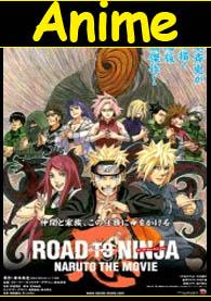 Naruto Shippûden 6: El camino ninja (2012) | 3gp/Mp4/DVDRip Sub HD Mega