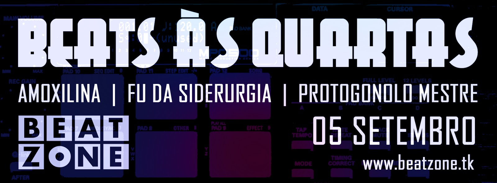 01 Beats às Quartas | Beats Showcase