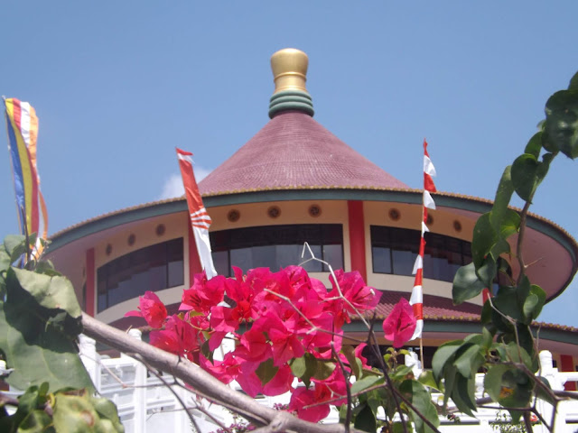 Pantai Tikus Pagoda Bangka Belitung