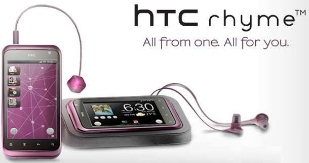 Review: HTC Rhyme Price, Specs and Features