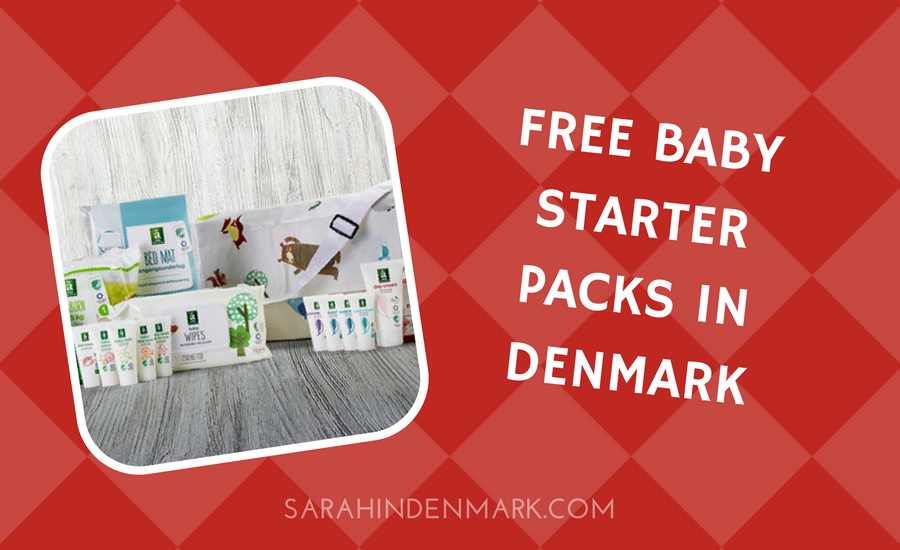 Header for Free Baby Starter Packs In Denmark