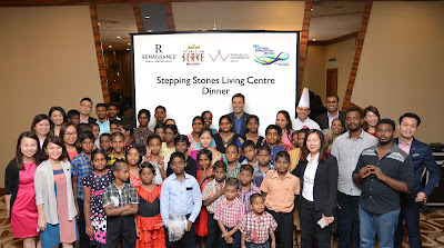 RENAISSANCE KL HOTEL BRINGS CHEER TO THE UNDERPRIVILEGED