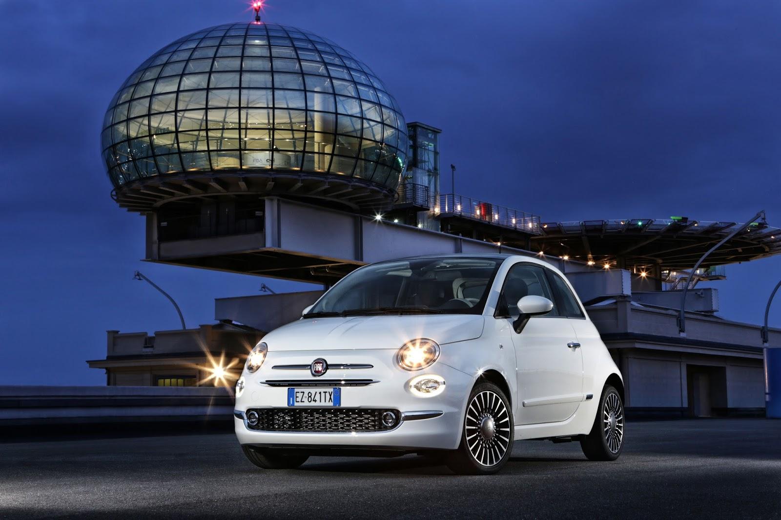 150703 FIAT Nuova 500 01 Η άφιξη του νέου Fiat 500 είναι γεγονός