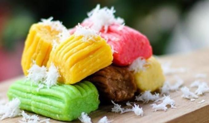The Favorite One Getuk Lindri Lestarikan Kue Tradisional