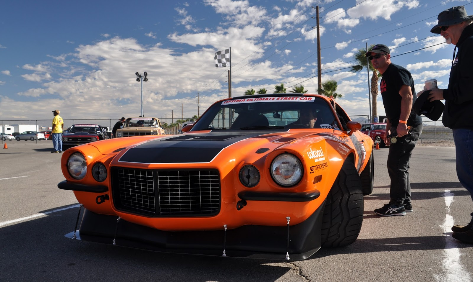 Just A Car Guy: Close Ups Of Most Of The Cool Old Cars At