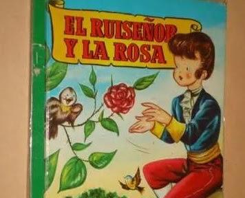 Cuentos para niños, El Ruiseñor y la Rosa