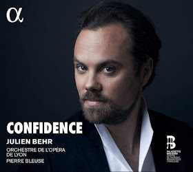 Confidence - Julien Behr - Alpha Classics