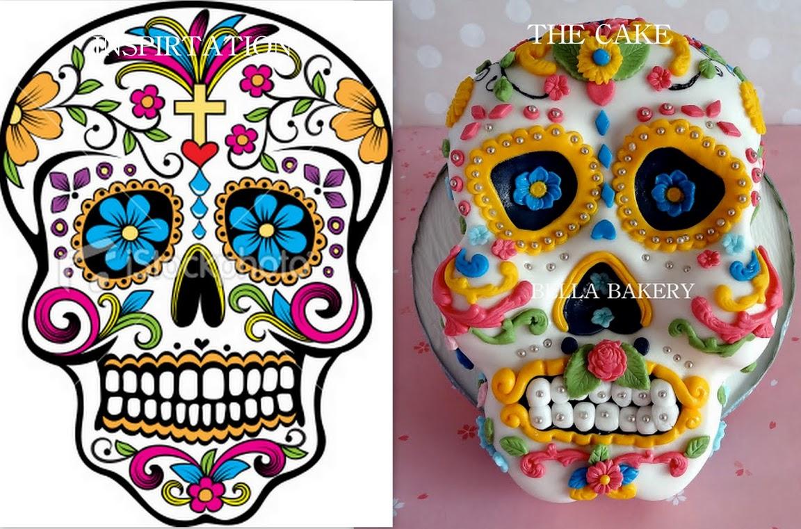 Dibujos De Calaveras Bonitas Para Colorear: Máscaras Calaveras De Azúcar Mexicanas