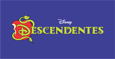 vetor descendentes disney Descendants png