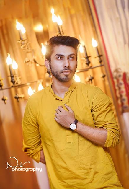 Actor Shoumik Ahmed HD