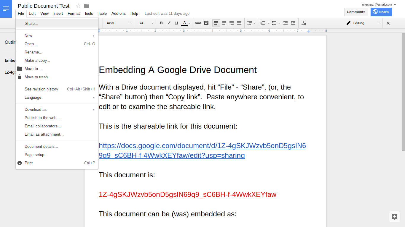 how to find my google docs
