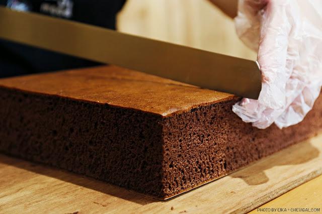 MG 4037 - 熱血採訪│根本超低調!隱身普通民宅的福久長崎蛋糕,清爽少糖冰過口感大不同!