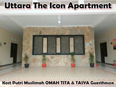 Jaringan Apartment, kost dan guesthouse