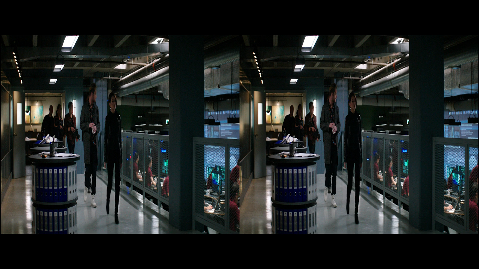 Rascacielos: Rescate en las Alturas (2018) 3D SBS Full 1080p Latino-Ingles captura 1